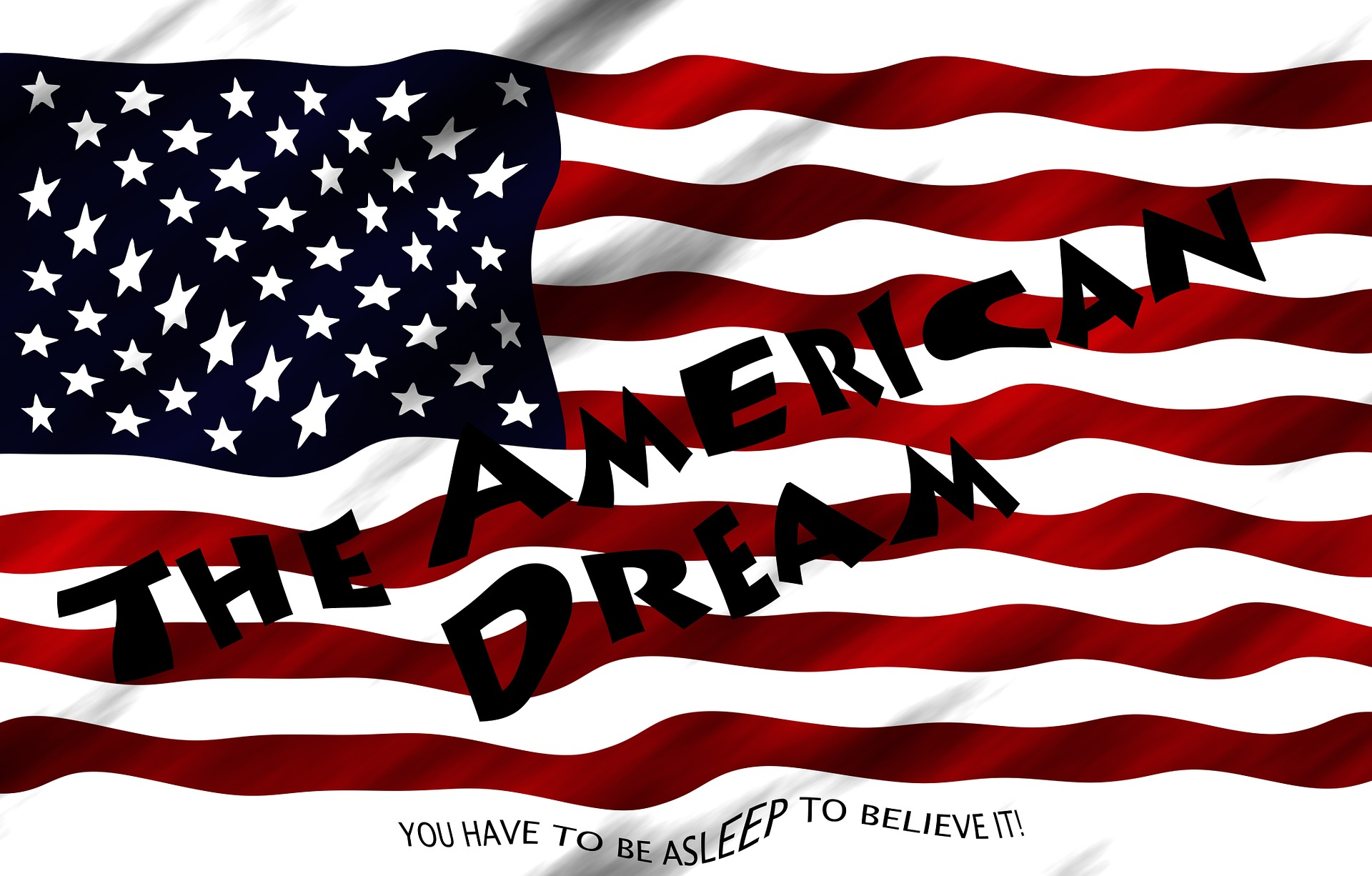 the history of the american dream Failure of the american dream is an exhibition featuring video and installation created in 2014 by phil america while he lived in the jungle, the nickname for a tent city near silicon valley in san jose, california.